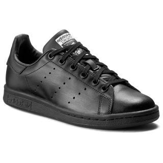 Boty adidas - Stan Smith J M20604 Cblack/Cblack/Ftwwht dámské Černá 36