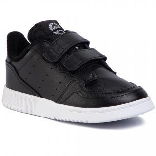 Boty adidas - Supercourt Cf I EG0412 Cblack/Cblack/Ftwwht Černá 19