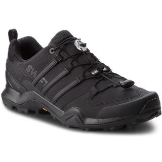 Boty adidas - Terrex Swift R2 CM7486 Cblack/Cblack/Cblack Černá 40