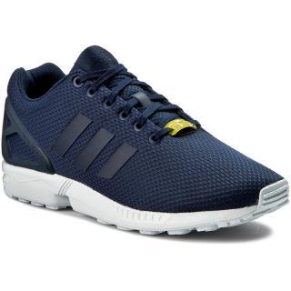 Boty adidas - Zx Flux M19841 Darkblue/Darkblue/Co Tmavomodrá 36
