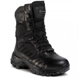 Boty BATES - Enforcer Cts 9 Lace GORE-TEX E02400 Black dámské Černá 35
