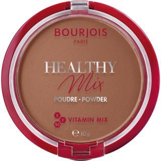 Bourjois Healthy Mix jemný pudr pro ženy odstín 08 Cappuccino 10 g dámské 10 g