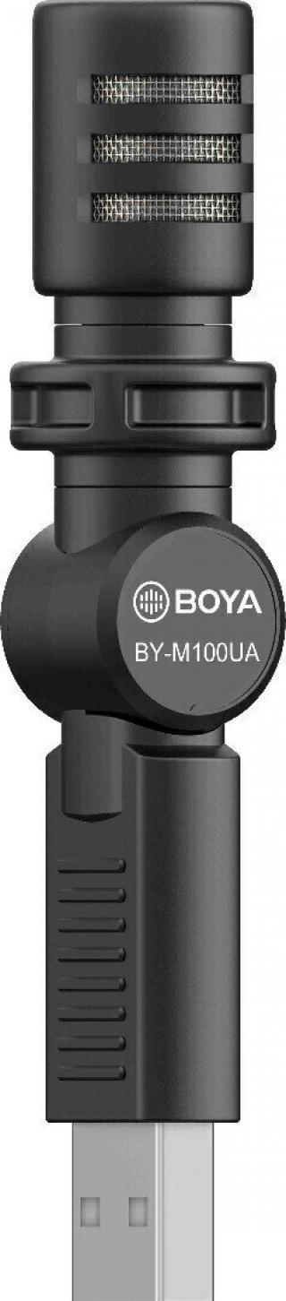 BOYA BY-M100UA Black