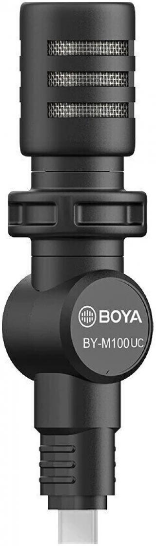 BOYA BY-M100UC Black