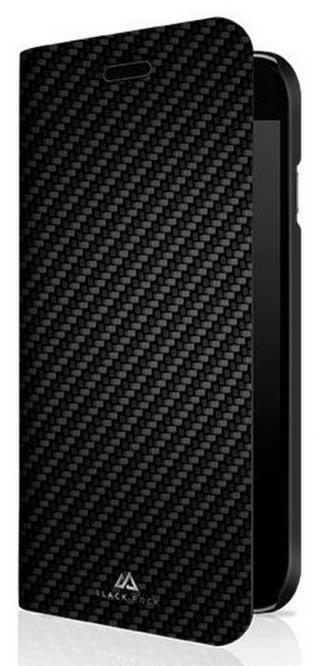 BR Flex Carbon flipové pouzdro Samsung Galaxy S20 Ultra černé