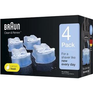 BRAUN Clean&Charge - Náhradní náplň CCR4