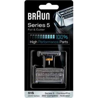 Braun CombiPack Series 5-51S