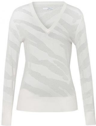 Brax Kate Womens Sweater Palm XS dámské Green XS