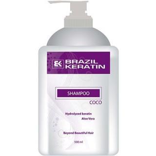 BRAZIL KERATIN Coconut Shampoo 500 ml