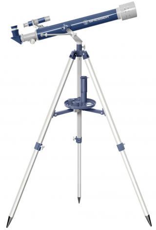 Bresser Junior 60/700 AZ1 Teleskop Blue