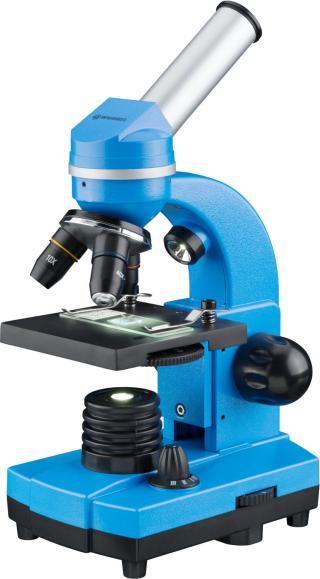 Bresser Junior Biolux SEL 40–1600x Purpurová Mikroskop