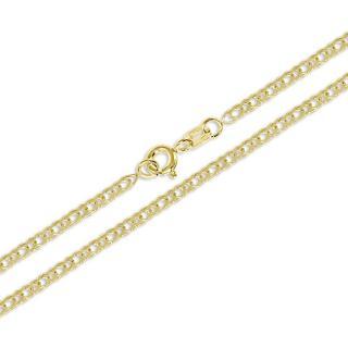 Brilio Dámský řetízek ze žlutého zlata 45 cm 271 115 00090