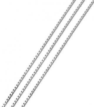 Brilio Silver Stříbrný řetízek Venezia 45 cm 471 086 00038 04