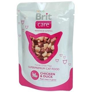 Brit Care Cat Chicken & Duck Pouch 80 g