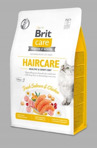 Brit Care Cat Grain-Free Haircare 0,4kg
