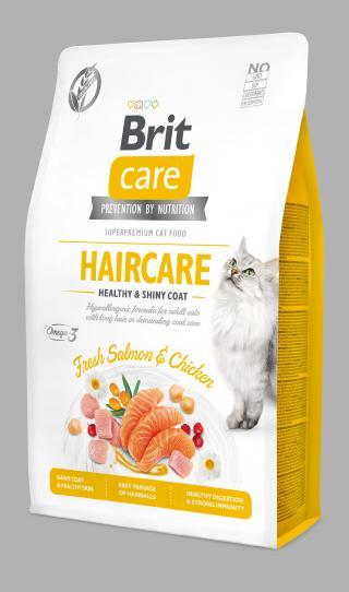 Brit Care Cat Grain-Free Haircare 2kg