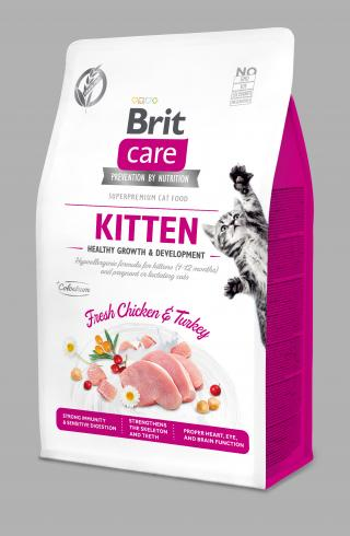 Brit Care Cat Grain-Free Kitten 0,4kg