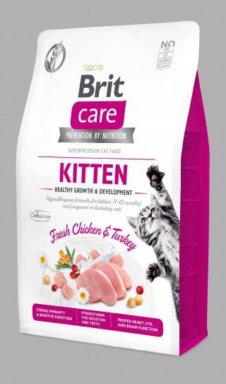 Brit Care Cat Grain-Free Kitten 2kg