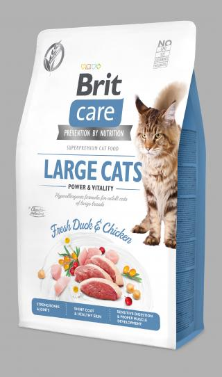 Brit Care Cat Grain-Free Large cats 2kg
