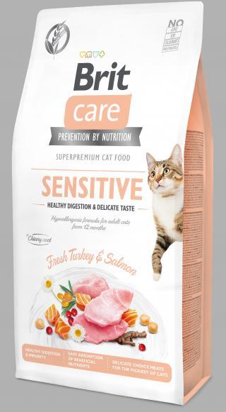 Brit Care Cat Grain-Free Sensitive 7kg