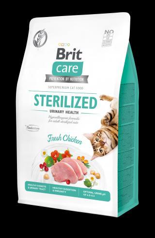 Brit Care Cat Grain-Free Sterilized Urinary 0,4kg