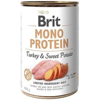 Brit Mono Protein turkey & sweet potato 400 g