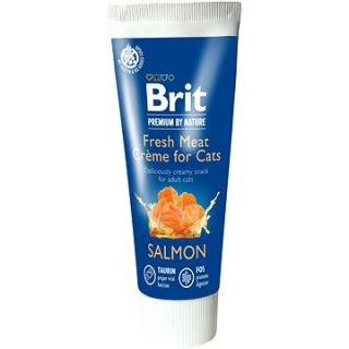 Brit Premium by Nature Salmon Fresh Meat Creme 75g