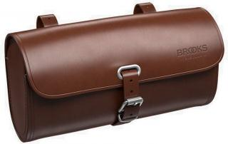 Brooks Challenge 1,2L Saddle Bag Brown