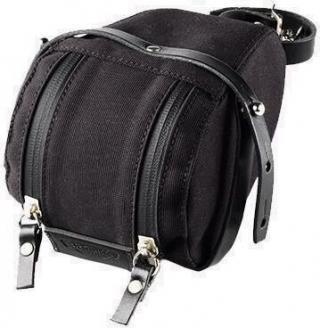 Brooks Isle of Wight 0,8L Saddle Bag Black