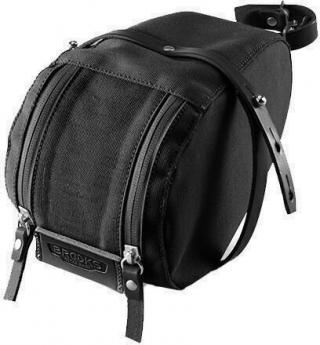 Brooks Isle of Wight 1,2L Saddle Bag Black