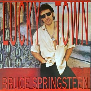 Bruce Springsteen Lucky Town  Black