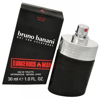 Bruno Banani Dangerous Man - EDT 30 ml pánské