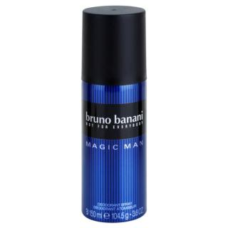 Bruno Banani Magic Man deodorant ve spreji pro muže 150 ml pánské 150 ml