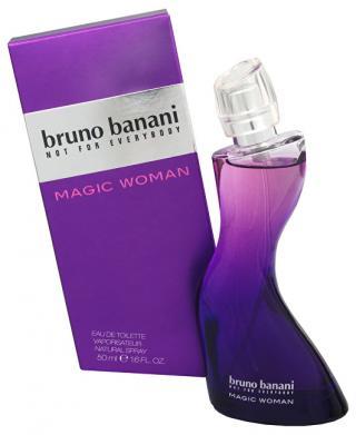 Bruno Banani Magic Woman - EDT 30 ml dámské