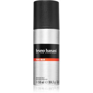 Bruno Banani Pure Man deodorant ve spreji pro muže 150 ml pánské 150 ml