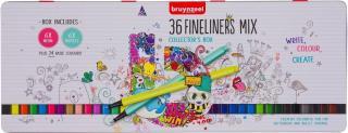Bruynzeel Fineliner 36 Set Multi