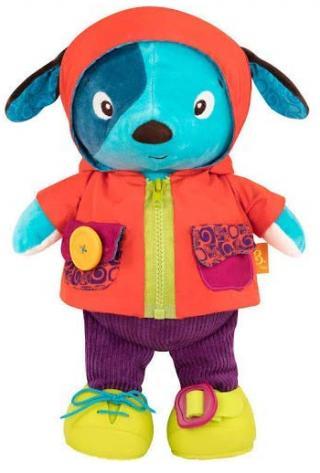 B.TOYS Převlékací pejsek Woofer mix barev