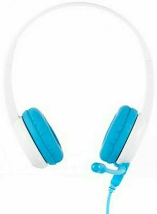BuddyPhones StudyBuddy Modrá