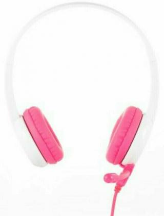 BuddyPhones StudyBuddy Růžová