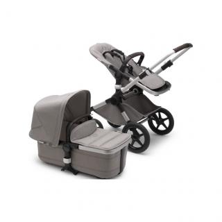 BUGABOO Fox2 Mineral Collection complete Alu / Lightgrey šedá