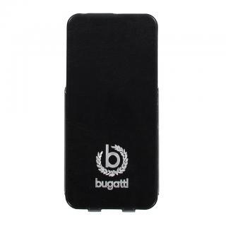 Bugatti Geneva Flip Pouzdro Black pro Samsung G900 Galaxy S5
