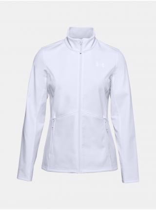 Bunda Under Armour UA CGI Shield Jacket - bílá dámské S