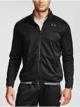 Bunda Under Armour UA Recover Knit Track Jacket - černá pánské XL