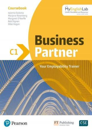 Business Partner C1. Coursebook with MyEnglishLab Online Workbook and Resources   eBook