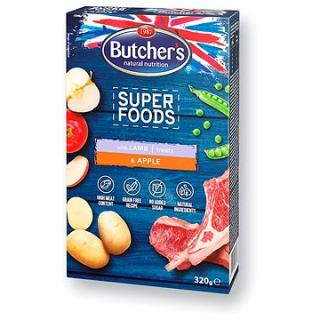 Butcher´s superfoods Grain Free Lamb & Apple 320 g