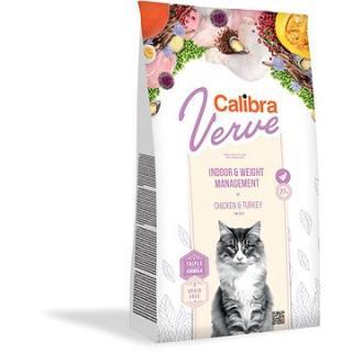 Calibra Cat Verve GF Indoor&Weight Chicken 3,5kg NEW