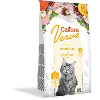 Calibra Cat Verve GF Sterilised Chick&Turkey 3,5kg NEW