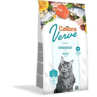 Calibra Cat Verve GF Sterilised Herring 750g NEW