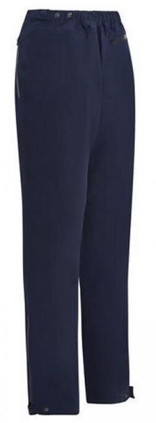 Callaway Liberty 3.0 Waterproof Womens Trousers Peacoat L dámské Blue L