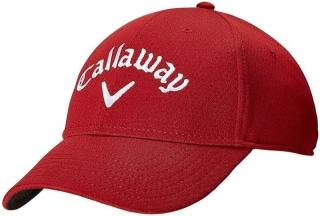 Callaway Side Crested Mens Cap Red UNI